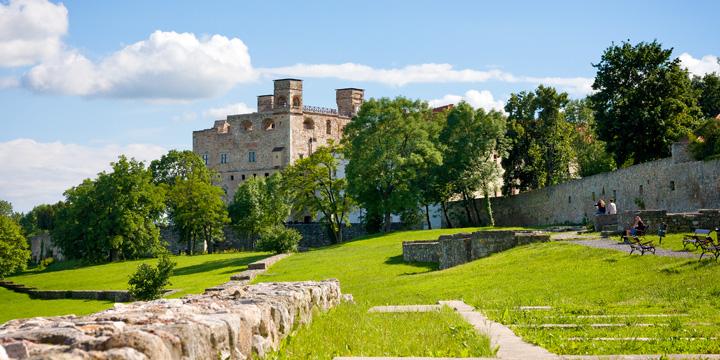 Tokaj Wine region - Castle of Sárospatak