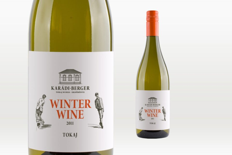 "Karádi-Berger ""Winter Wine"" - 2011"